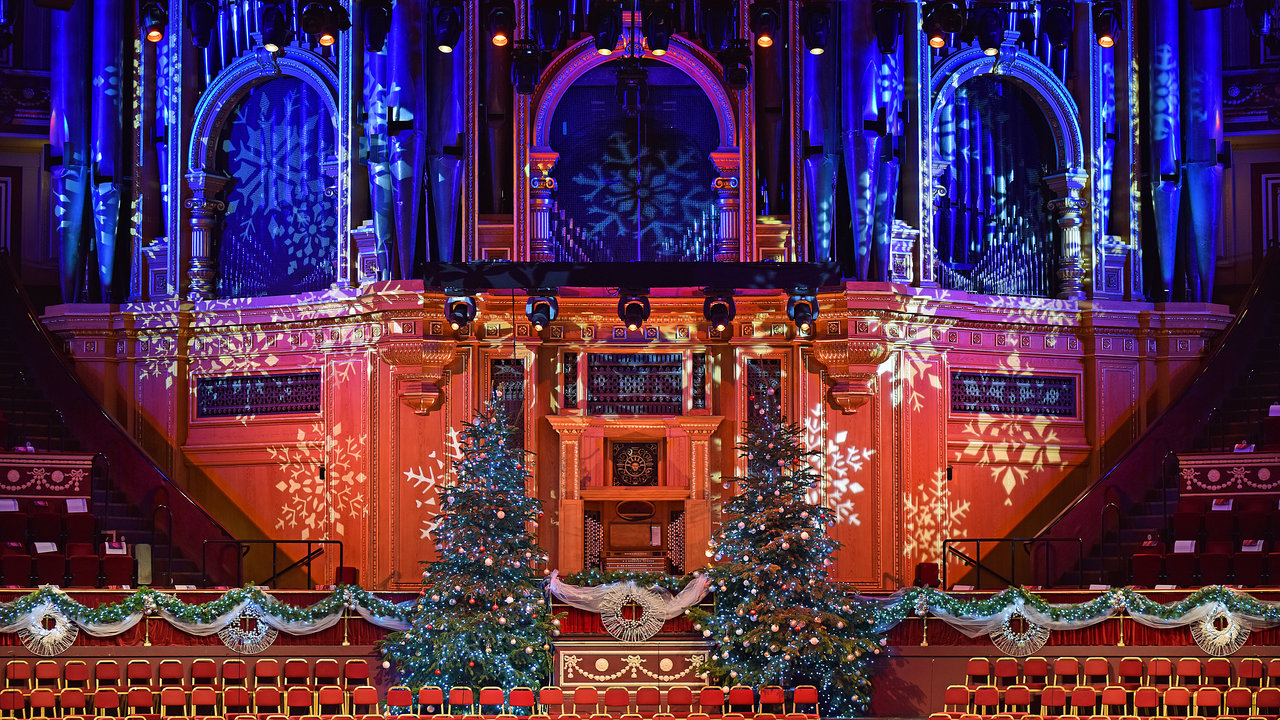 Royal Albert Hall Christmas 2019 Handel's Messiah   2019 | Royal Albert Hall — Royal Albert Hall
