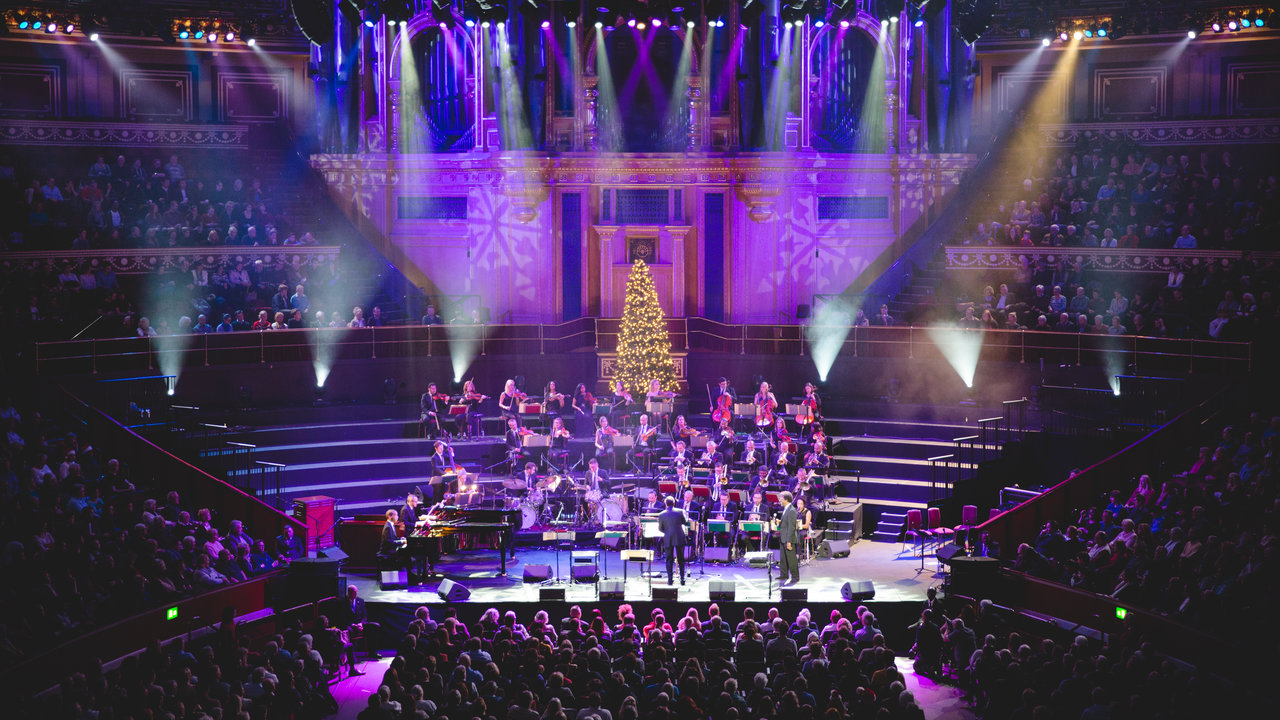 Royal Albert Hall Christmas 2019 Guy Barker's Big Band Christmas   2019 | Royal Albert Hall — Royal